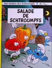 Les schtroumpfs -24Ind2- Salade de Schtroumpfs