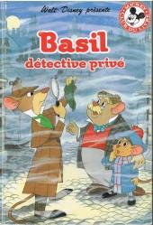 Mickey club du livre -46- Basil détective privé
