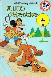 Mickey club du livre -187- Pluto détective