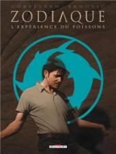 Zodiaque (Delcourt) -12- L'expérience du Poissons
