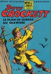Davy Crockett (S.P.E) -15- Le plan de guerre du shawnée