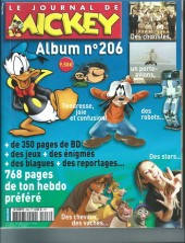 (Recueil) Mickey (Le Journal de) (1952) -206- Album n°206 (n°2711 à 2722)