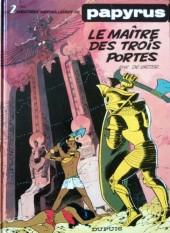 Papyrus -2a1990- Le maître des trois portes