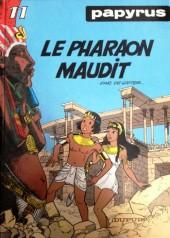 Papyrus -11a- Le pharaon maudit