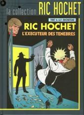 Ric Hochet - La collection (Hachette) -49- L'exécuteur des ténèbres