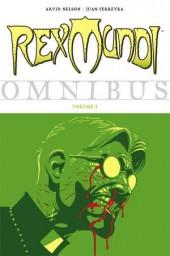 Rex Mundi (2006) -OMNI02- Rex Mundi Omnibus Volume 2