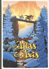 La saga d'Atlas & Axis -2- Tome 2