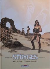 Le chant des Stryges -15TL- Hybrides