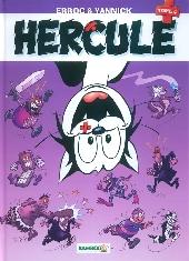 Hercule -9- Tome 4