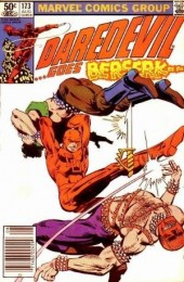 Daredevil Vol. 1 (Marvel - 1964) -173- Lady Killer