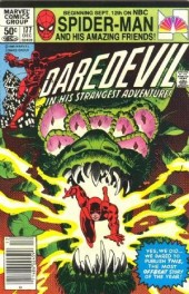 Daredevil Vol. 1 (Marvel - 1964) -177- Where angels fear to tread