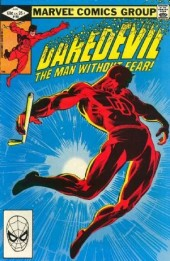 Daredevil Vol. 1 (Marvel - 1964) -185- Guts