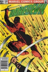Daredevil Vol. 1 (Marvel - 1964) -189- Siege