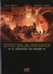 Durango -16TL- Le crépuscule du vautour