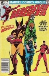 Daredevil Vol. 1 (Marvel - 1964) -196- Enemies