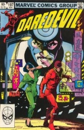 Daredevil Vol. 1 (Marvel - 1964) -197- Journey