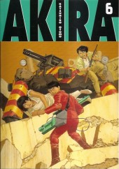 Akira (Glénat en N&B) -6FL- Tome 6