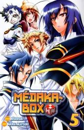 Medaka-Box -5- Volume 5