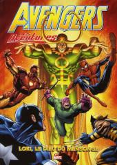 Avengers (Les Aventures) -2- Loki, le dieu du mensonge