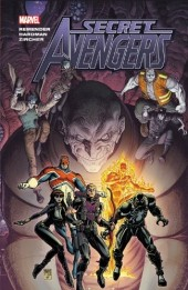 Secret Avengers (2010) -INT05- Secret Avengers by Rick Remender volume 1