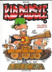 Kid Paddle -4a2004- Full métal casquette
