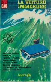 Gil Jourdan -3GP- La voiture immergée