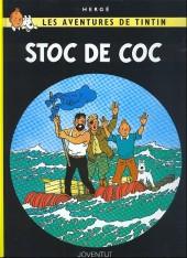 Tintin (en langues régionales) -19Catalan- Stoc de coc