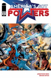 America's Got Powers (2012) -5- Issue 5