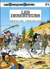 Les tuniques Bleues -5b1997- Les déserteurs