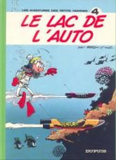 Les petits hommes -4a1986- Le lac de l'auto