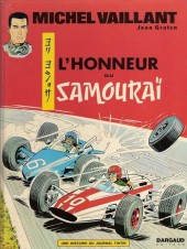 Michel Vaillant -10b1973- L'honneur du Samouraï