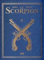 Le scorpion -10TT- Au Nom du Fils