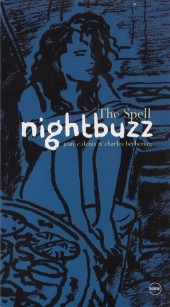 Couverture de BD Music - The Spell nightbuzz