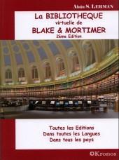 Blake et Mortimer (Divers) -16a- La Bibliothèque virtuelle de Blake & Mortimer - 2ème édition