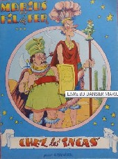 Marius et Fil de Fer - Chez les incas