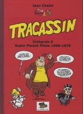 Tracassin -INT6- Tracassin - intégrale 6 : super-pocket 1968-1970