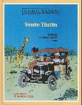 (Catalogues) Ventes aux enchères - Tajan - Tajan - Tintin - samedi 25 novembre 2000