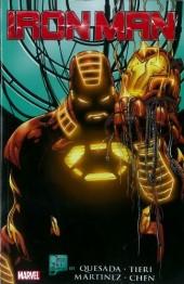 Iron Man Vol.3 (Marvel comics - 1998) -INT- Iron Man by Joe Quesada