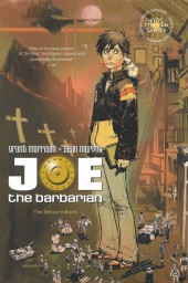 Joe the Barbarian (2010) -INT- Joe the Barbarian - The Deluxe Edition
