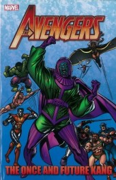Avengers (The) (TPB) -INT- The Once and Future Kang