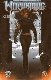 Witchblade (1995) -INT13- Rebirth 1