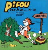 Pifou (Poche) -22- No 22