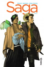 Saga (Vaughan/Staples) -1- Tome 1