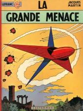 Lefranc -1c74- La grande menace
