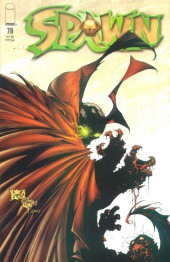 Spawn (1992) -78- Bloodstains