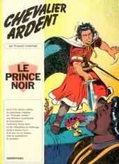 Chevalier Ardent -1a1974- Le prince noir