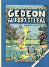 Gédéon -HS3- Gédéon au bord de l'eau