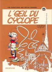 Les petits hommes -5b85- L'Œil du cyclope