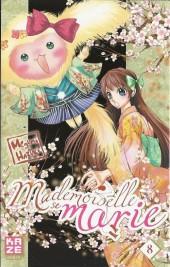 Mademoiselle se marie -8- Tome 8