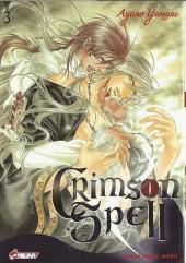 Crimson Spell -3- Tome 3